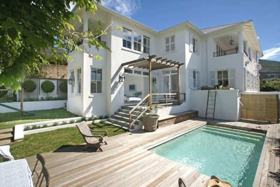 Jolie Blanc Villa (Oranjezicht, 4 bedrooms)